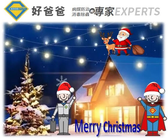 May this Christmas bring your family full of love and happiness!    祝您2020年耶誕闔家充滿愛與喜樂!